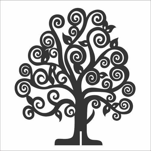 وکتور درخت فانتزی