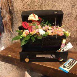 باکس گل رادیو