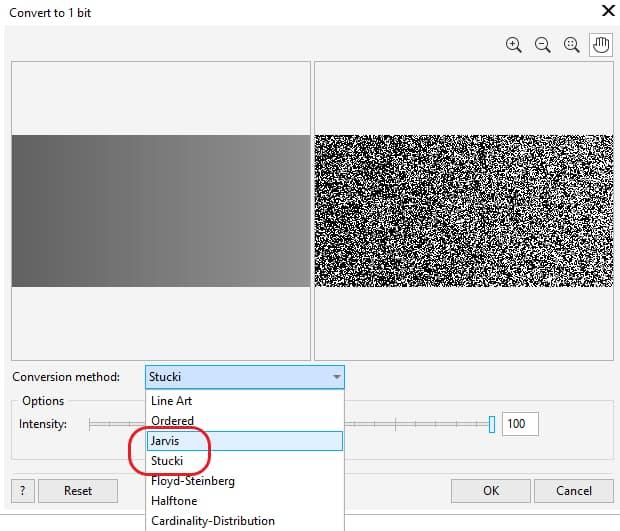 تبدیل عکس به فایل لیزر